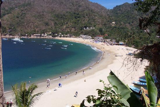 Beautiful Beaches in the Puerto Vallarta Area