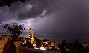 Rainy Season in Puerto Vallarta